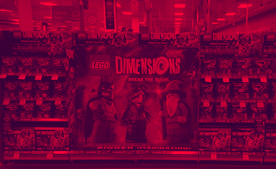 Warner Bros Games Lego Dimensions Launch