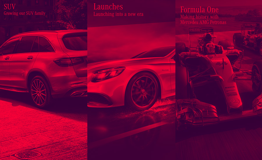 Mercedes-Benz End of Year Campaign