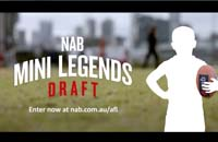 ​The NAB Mini Legends are back