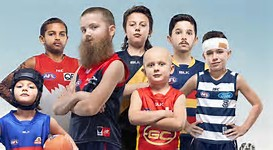 NAB AFL 'Mini Legends'
